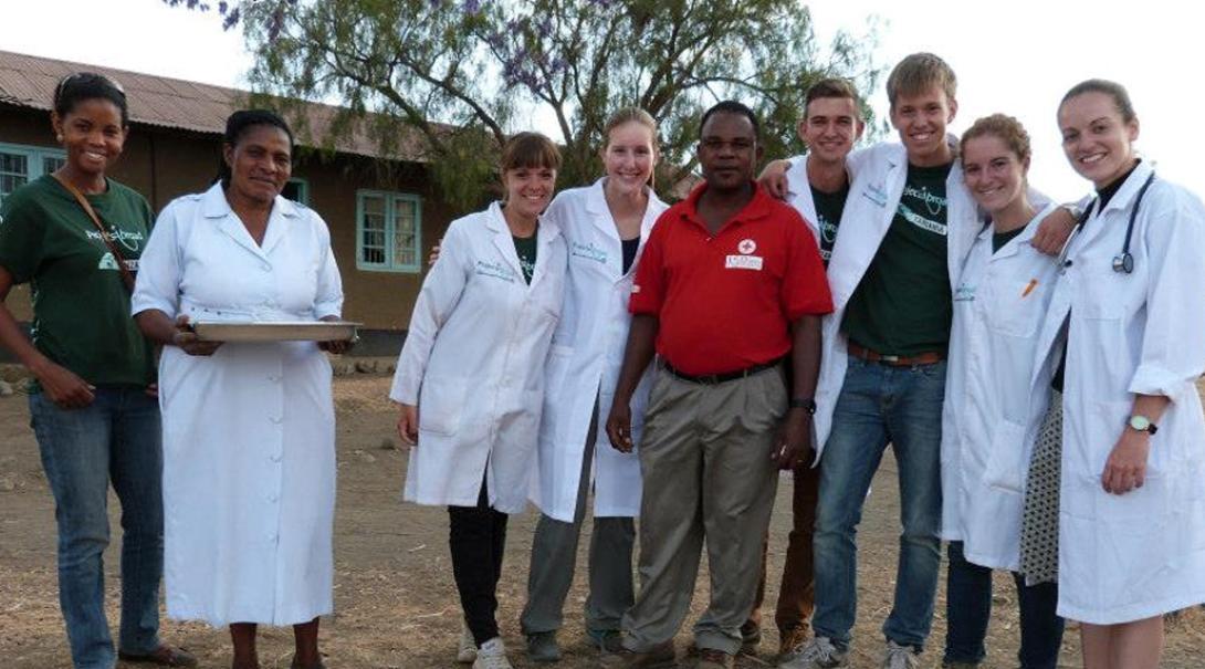 Gezondheidszorgproject in Tanzania door Demi C